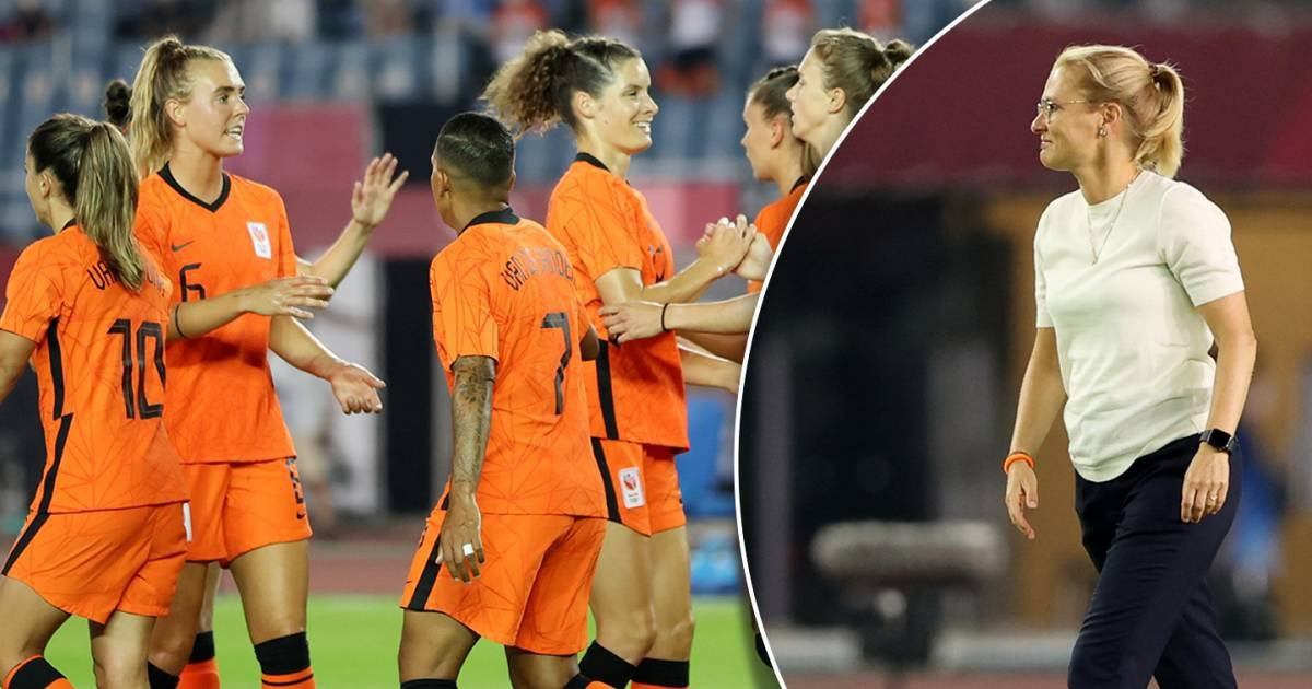 Wiegman has spoken out against the current regulations the Dutch team is subjected to, reffering to their situation as a 'prison' : WomensSoccer