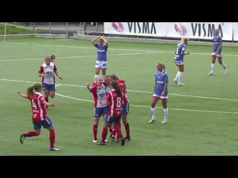 [Toppserien] Round 10 results and highlights : WomensSoccer