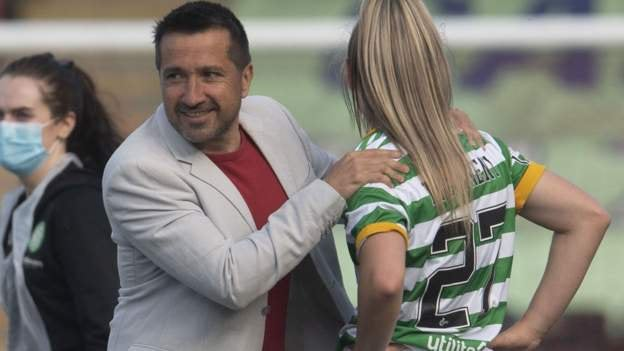 Celtic FC Women manager Fran Alonso ahead of tomorrow's UWCL debut against Levante : WomensSoccer