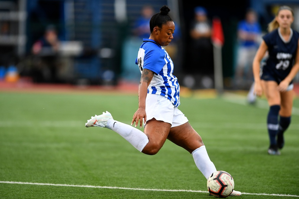 Women's Soccer Falls to Oregon State
