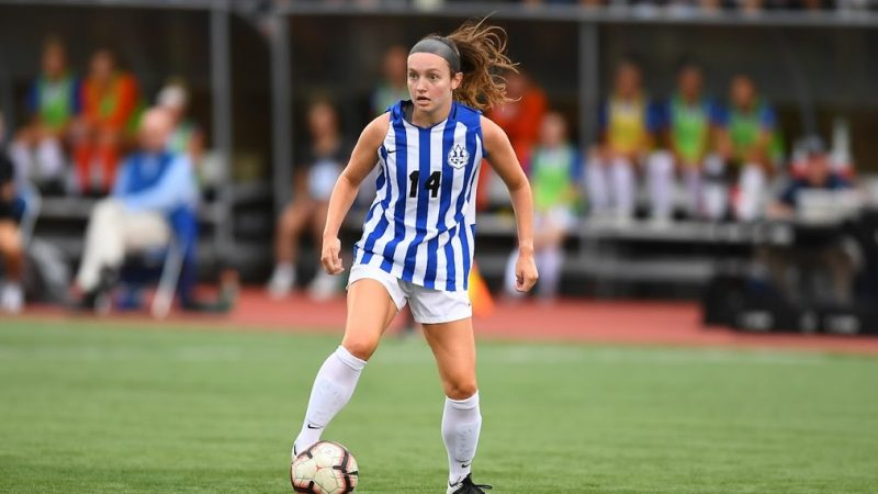 Women's Soccer Shuts Out Mount St. Mary's