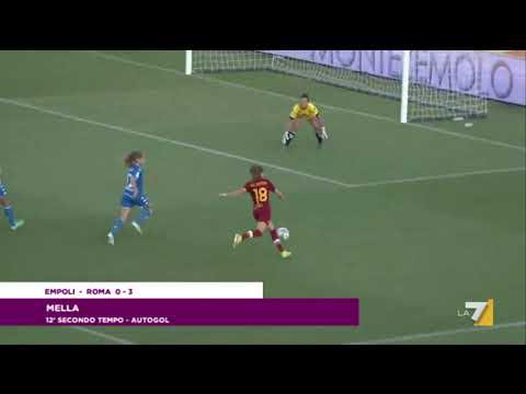 [Serie A Femminile] 2021/22 Round 01 and 02 Results/Highlights